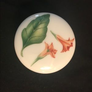 Tiffany Limoges Porcelain Box